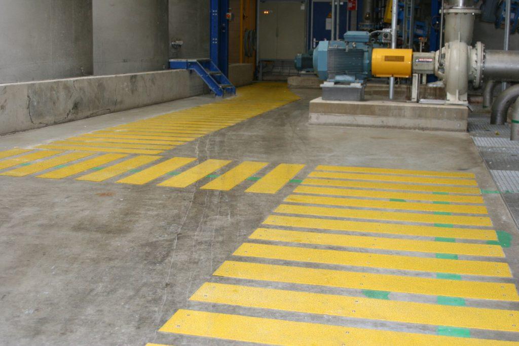 Walkway And Ramp Safety Vigil Antislip