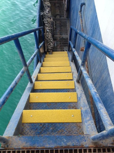 Antislip Vigil Stairnosing