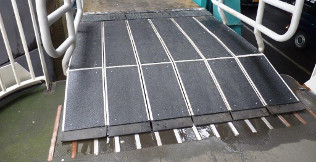 Walkway and Ramp Safety