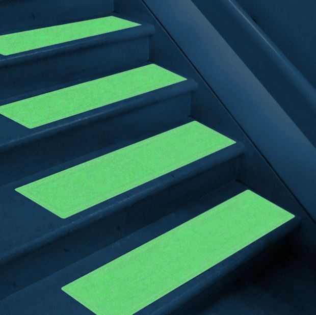 Anti-slip DeckLight