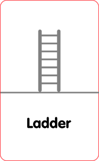 Anti Slip Ladder